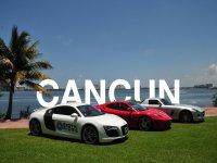 Driving in Cancun
