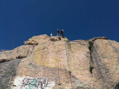 Turismo Alternativo en Guanajuato Rappel