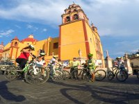 bicycles in Guanajuato