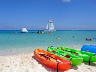 Fury Catamarans Cozumel Kayaks