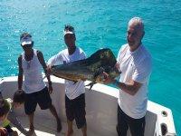 Pesca de Mahi