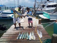 Los niños también pescan