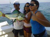 Foto de la pesca