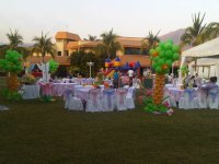 Decoration and inflatables