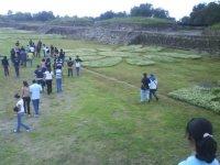 Turismo en Teotihuacan