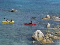 Expedicion de kayaks