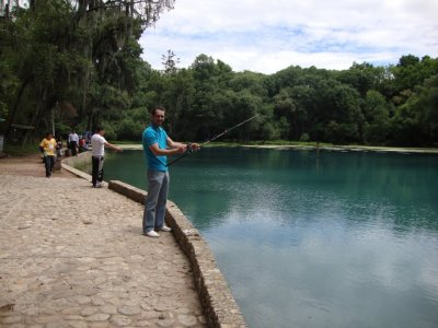 Bosque San Miguel de Regla Pesca