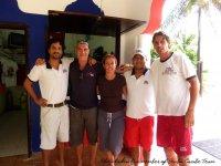 Team Scuba Caribe