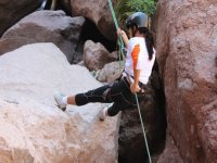 Live the adventure of rappel