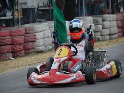 Karts rental for 15 minutes in Izcalli