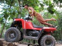 Maximum adrenaline in ATVs