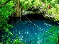 Visit a beautiful Cenote