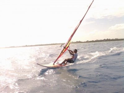 Magic Bacalar Windsurf