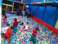 Ball area