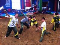 Have fun in the sandbox