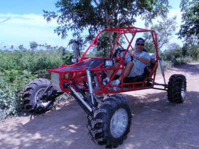 Cozumel Cruise Excursions Buggies