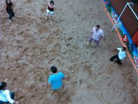 Futbol de playa