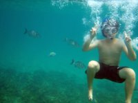 Snorkeling for all ages