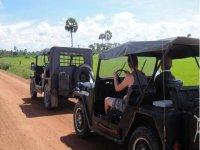 Ruta en jeep