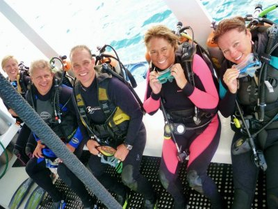 Adventure Discovery Buceo
