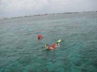 Explorar con snorkel