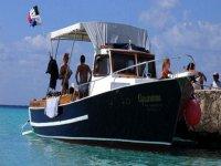 Diving boat federal license 12 passengers