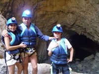 family canyoning