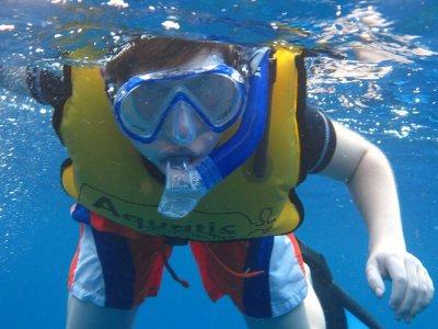 Dive with Julio Snorkel