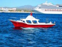 Embarcaciones para tours