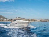 Travesia en barco en Baja California