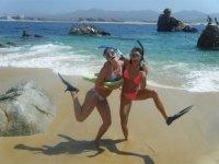 Snorkel en la Playa del Pelicano