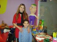 Una foto en familia