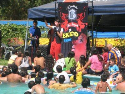 Aqualand Parque Acuatico Fiestas Temáticas