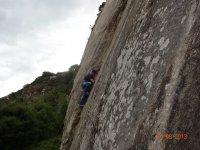 Climb the wall