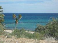 Playa en el Mar de Cortes
