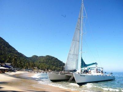 Catamaran Charters PV Paseos en Barco