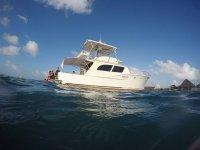 Paseo en barco por Cancun