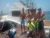 Renta de embarcaciones para grupos