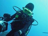 Unforgettable experiences under water