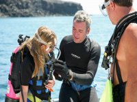 Introductory classes on Diving