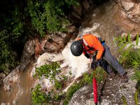 Rappel in thousand summits