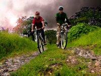 En bici por Mil cumbres