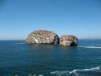 Formaciones rocosas de Los Arcos