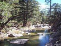 River in Durango