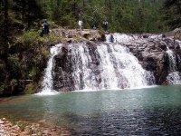 Waterfall Durango