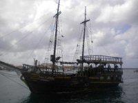 Pirate ship step