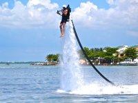 Agua y adrenalina