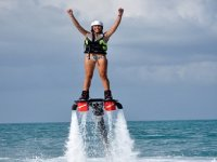 Flyboard en el caribe