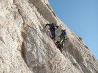 Ascent route