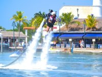 Fly on a Flyboard over Cancun